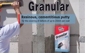 DUROSTICK Granular Cementitious Putty