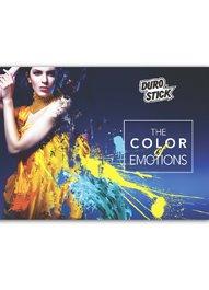"""Έντυπο Χρώματος """"The colors of emotions"""""""