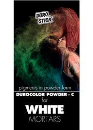 "Booklet ""DUROCOLOR POWDER-C for white mortars"""