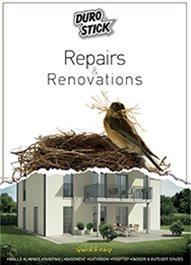 """Manual """"Durostick Repairs & Renovations"""""""