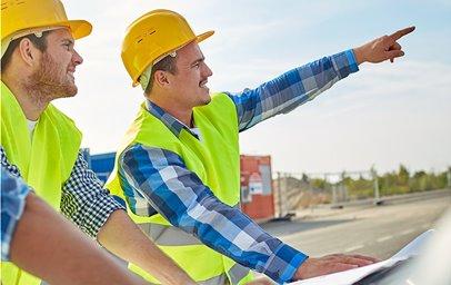 Οδηγοί Καλής Πρακτικής: Η εμφάνιση του/των συνεργείων και η παρουσία τους στο οικοδομικό έργο