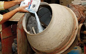 Improving additives for concrete - mortars & coating products