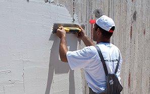 Στόκοι σπατουλαρίσματος - επισκευής & οπλισμοί ξηράς δόμησης