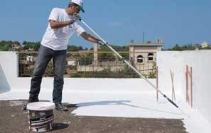 Sealers & waterproofing products for rooftops, walls & clay roof tiles