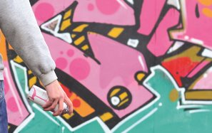 Προστασία από graffiti