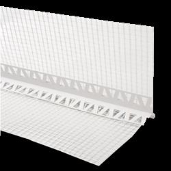 Γωνιόκρανο PVC με νεροσταλάκτη
