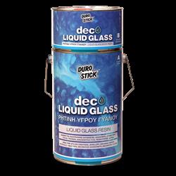 Deco Liquid Glass
