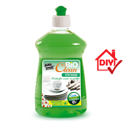 Bioclean dish washing liquid