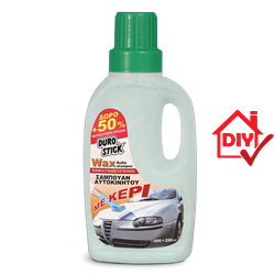 DUROSTICK WAX AUTO SHAMPOO WITH WAX