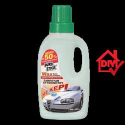 Wax Auto Shampoo