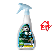 BIOCLEAN Biodegradable cleaner for glass & furniture