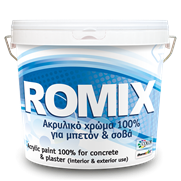 ROMIX 100% ACRYLIC
