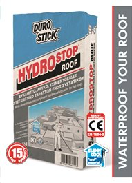 "Brochure ""Hydrostop Roof - Waterproofer for flat roofs"""