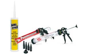 Tools for installing sealants & water-proofers