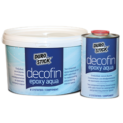 Decofin Epoxy Aqua